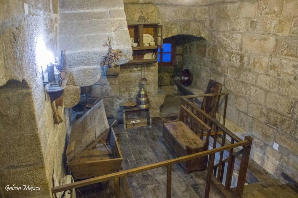 Habitación del castillo