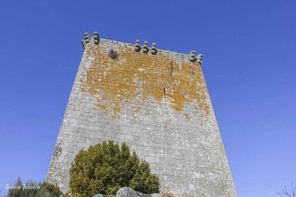 Torre do Castro de Sandiás