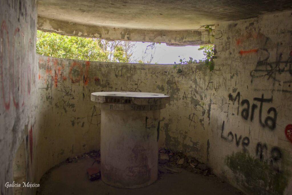 Ruinas militares de Cabo Udra