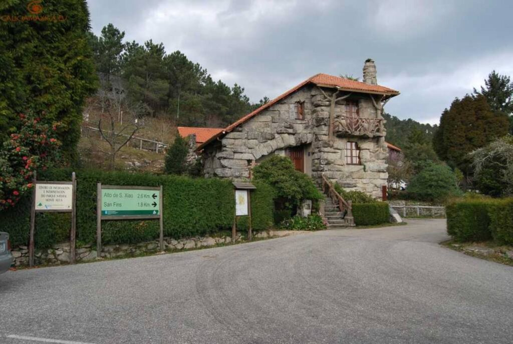 Centro de visitantes del Parque Natural