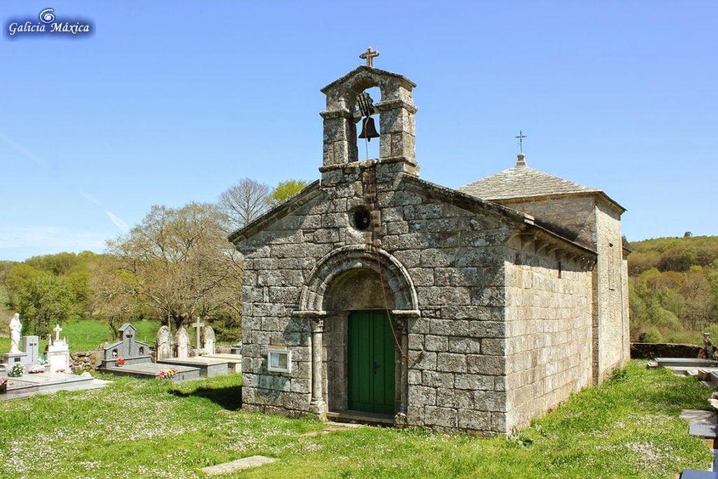 Iglesia de San Romao da Retorta