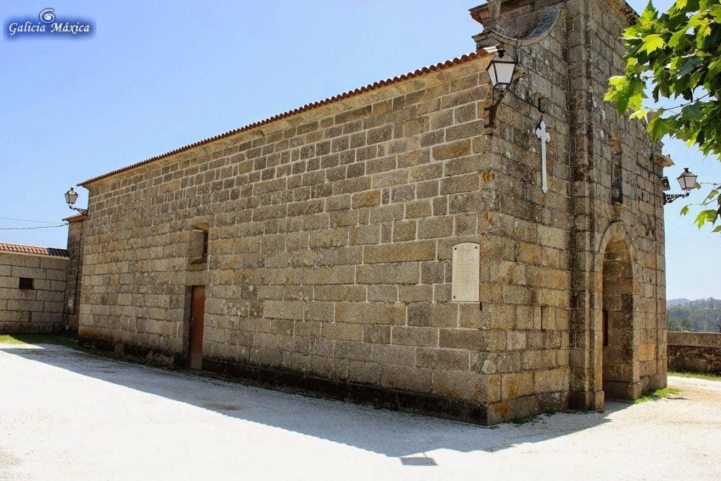 Iglesia de Castrelo