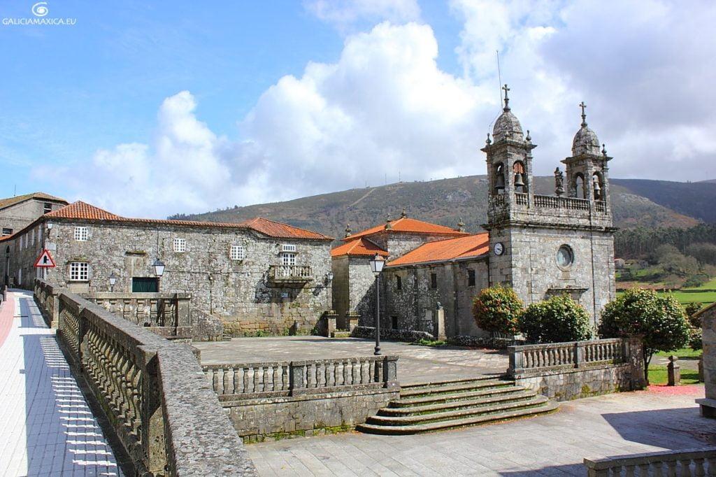 Iglesia de Cerdedo