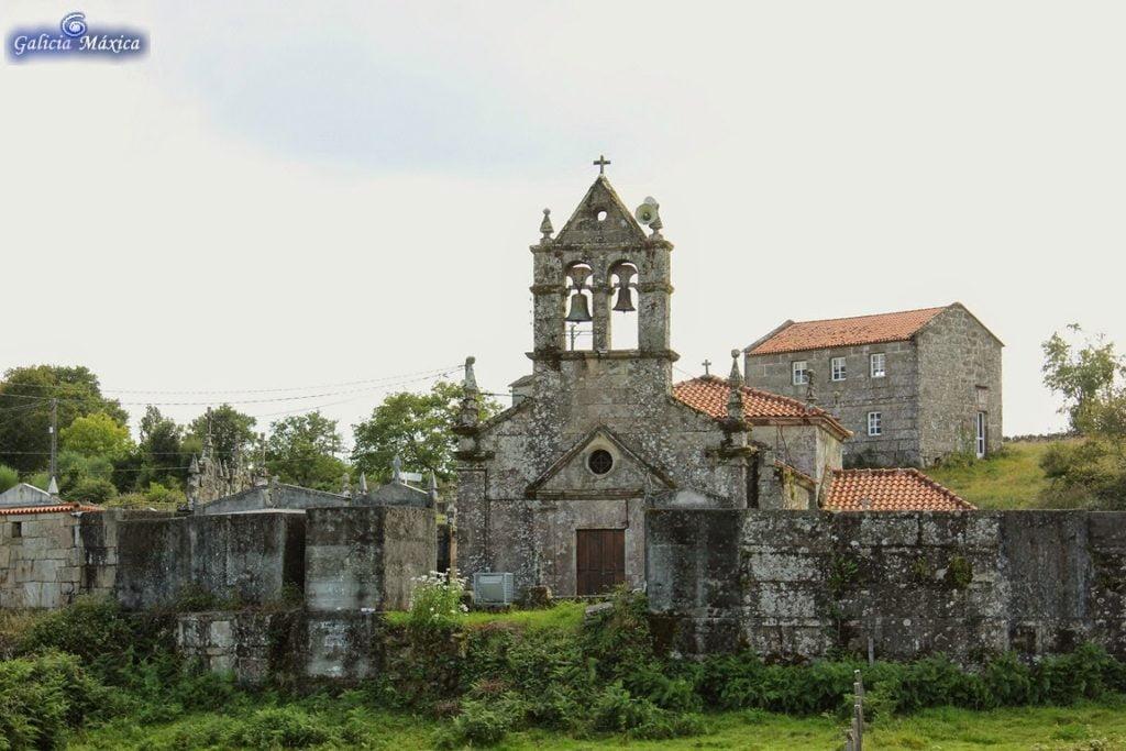 Iglesia de Corredoira
