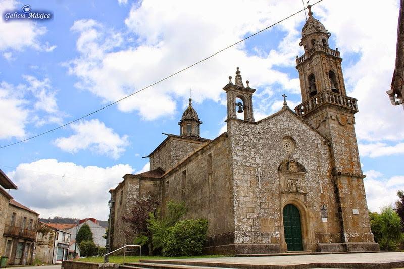 Iglesia de Cuntis