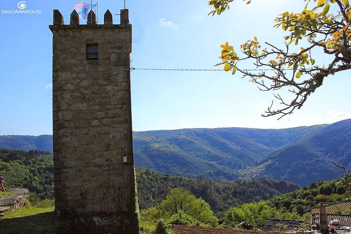 Torre del Reloj en Marce