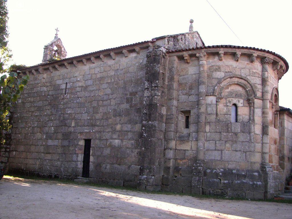 Iglesia de Meis