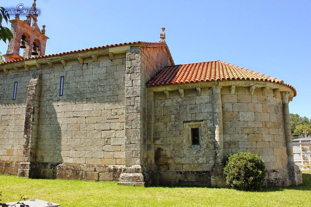 Iglesia de Órrea