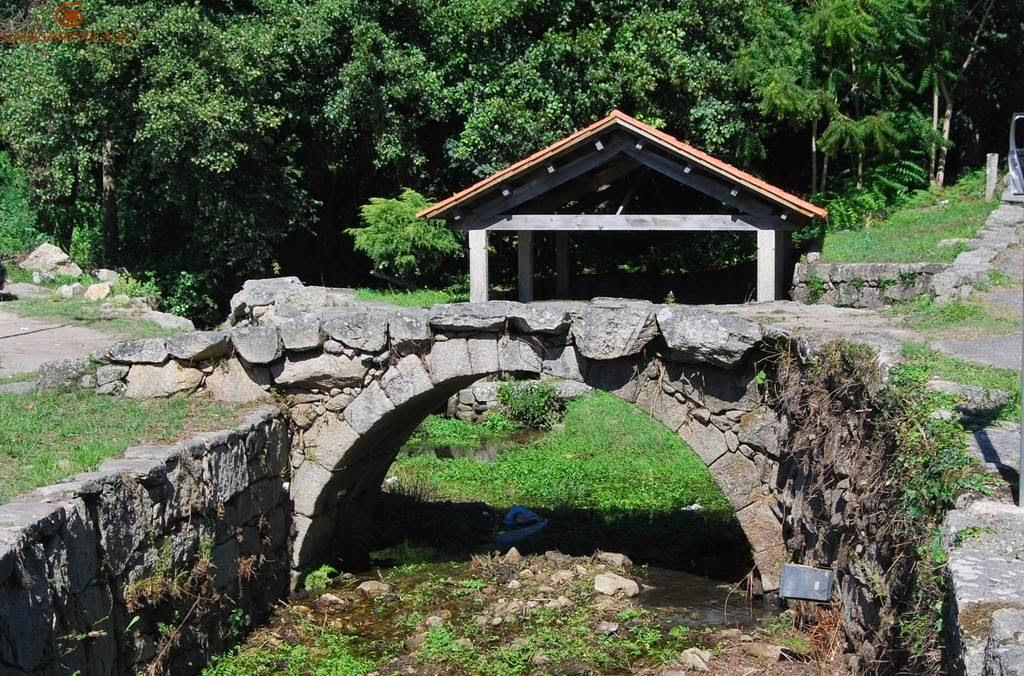 Puente de Aldán