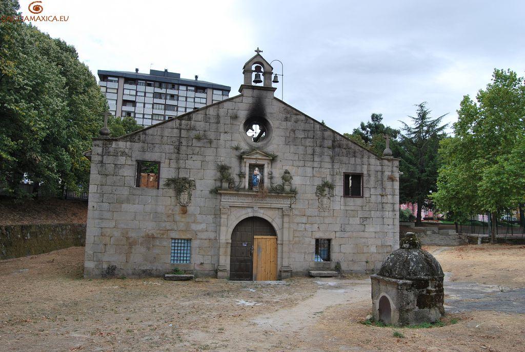 Capilla de los Remedios de Ourense