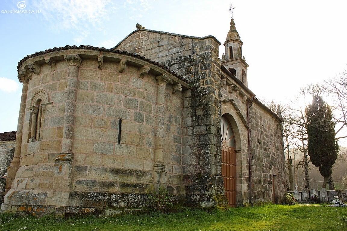 Iglesia de Requeixo