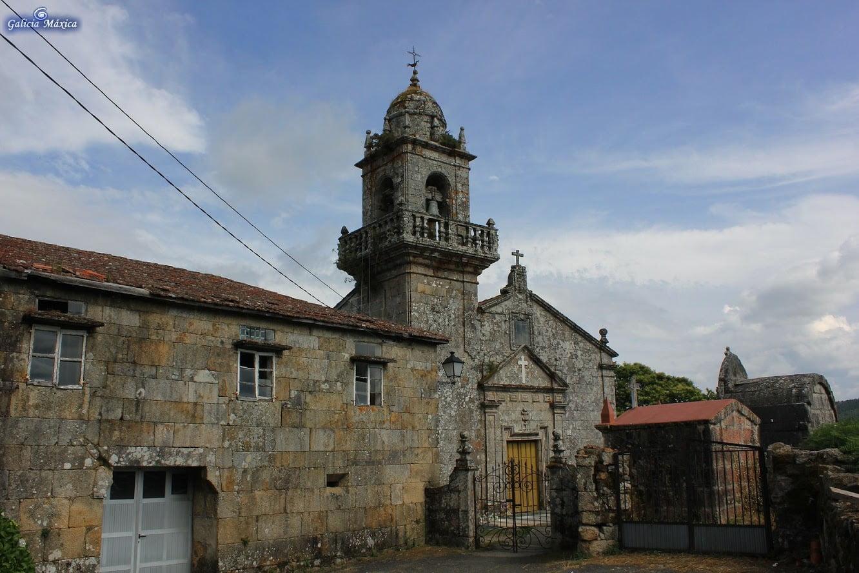 Iglesia de Sande