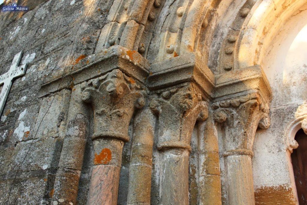 Capiteles de San Vitoiro