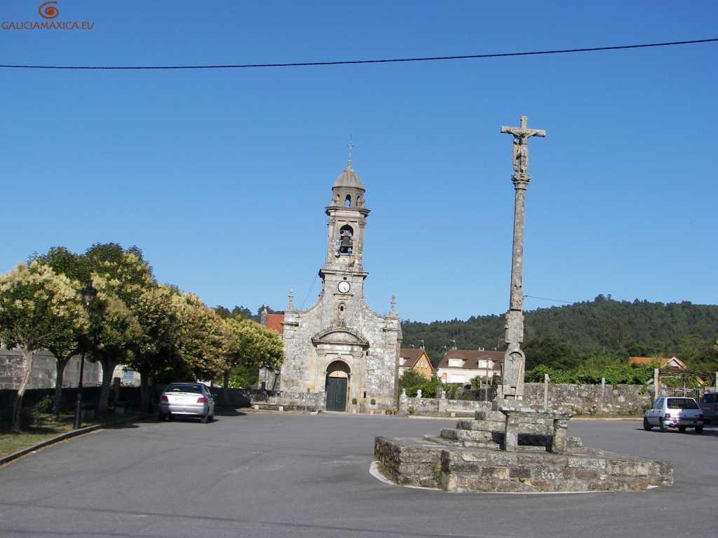 Iglesia de Robadumia