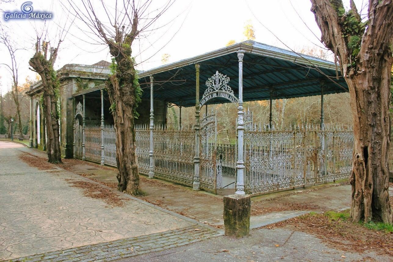 Mondariz Balneario, fuente