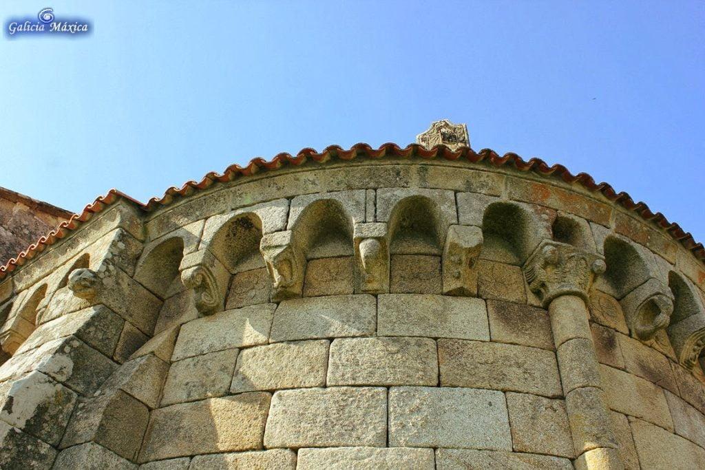 Iglesia de Cameixa