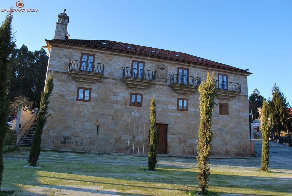 Pazo de Mos – Camino Portugués