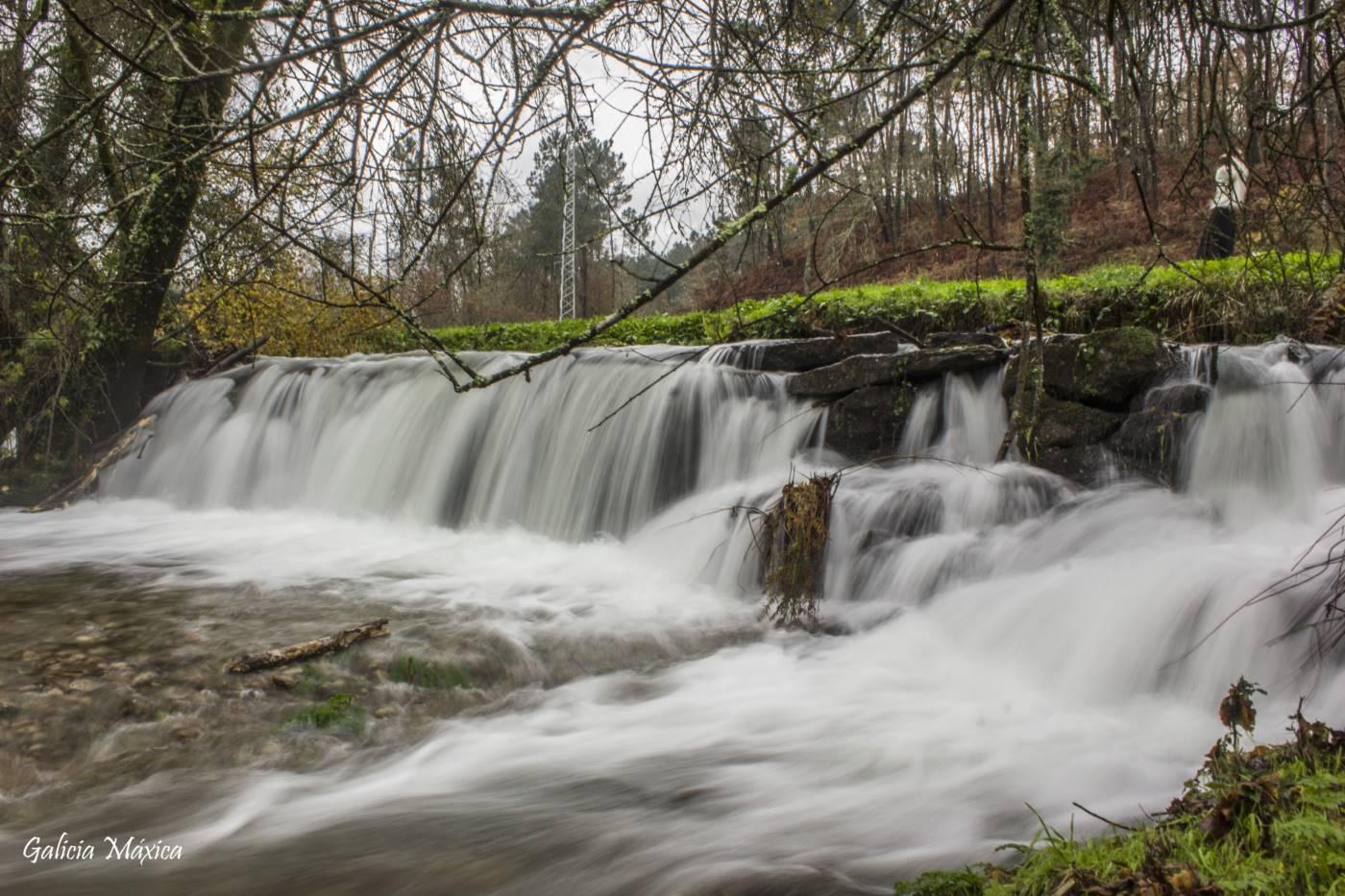 Senda - Ruta Molinos del río Uma