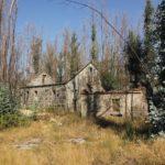 Aldea abandonada Lourido