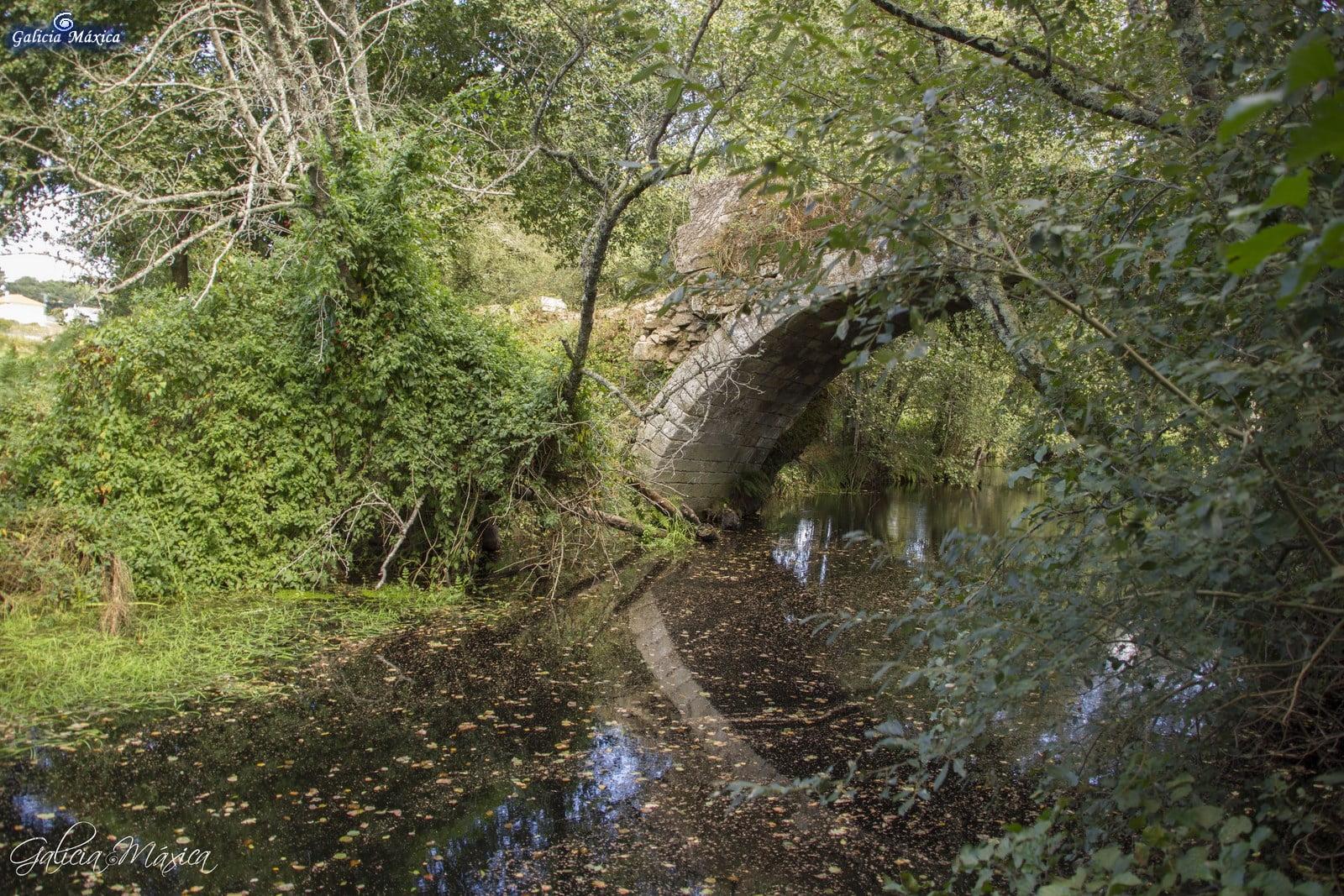 Puente río Liñares