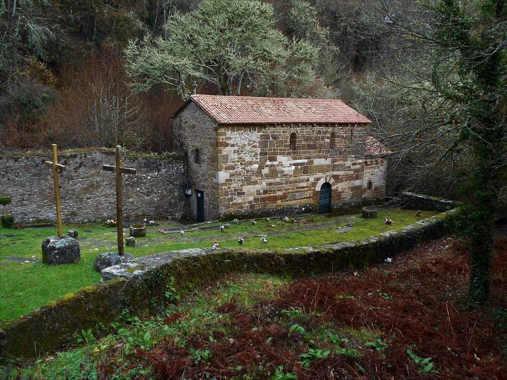 Monasterio de San Antolín de Toques