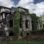 Hospital abandonado de Cesuras