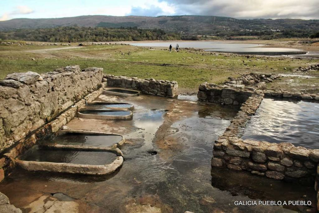 Baños romanos de Bande