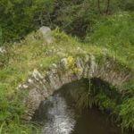 Ponte da Area en Cariño