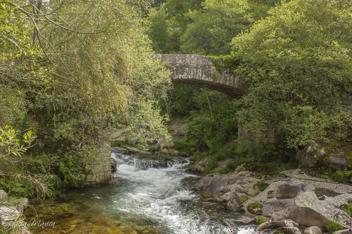 Ponte das Pereiras en Covelo