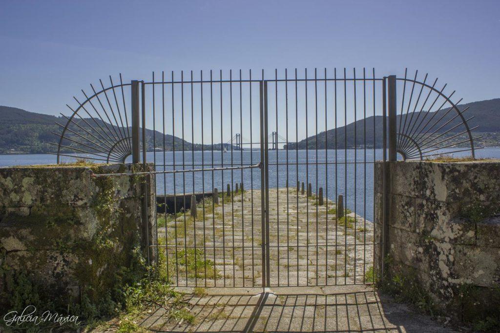 Embarcadero de San Simón