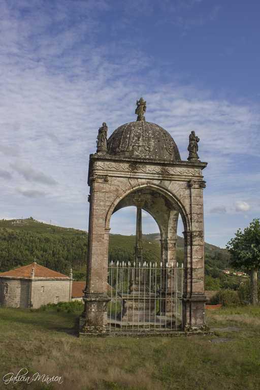 Templete de Xende