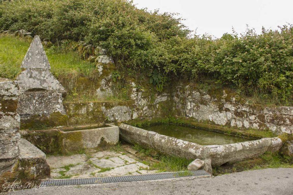 Lavadero y fuente de Arcos