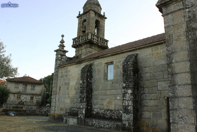 Iglesia de Loureiro