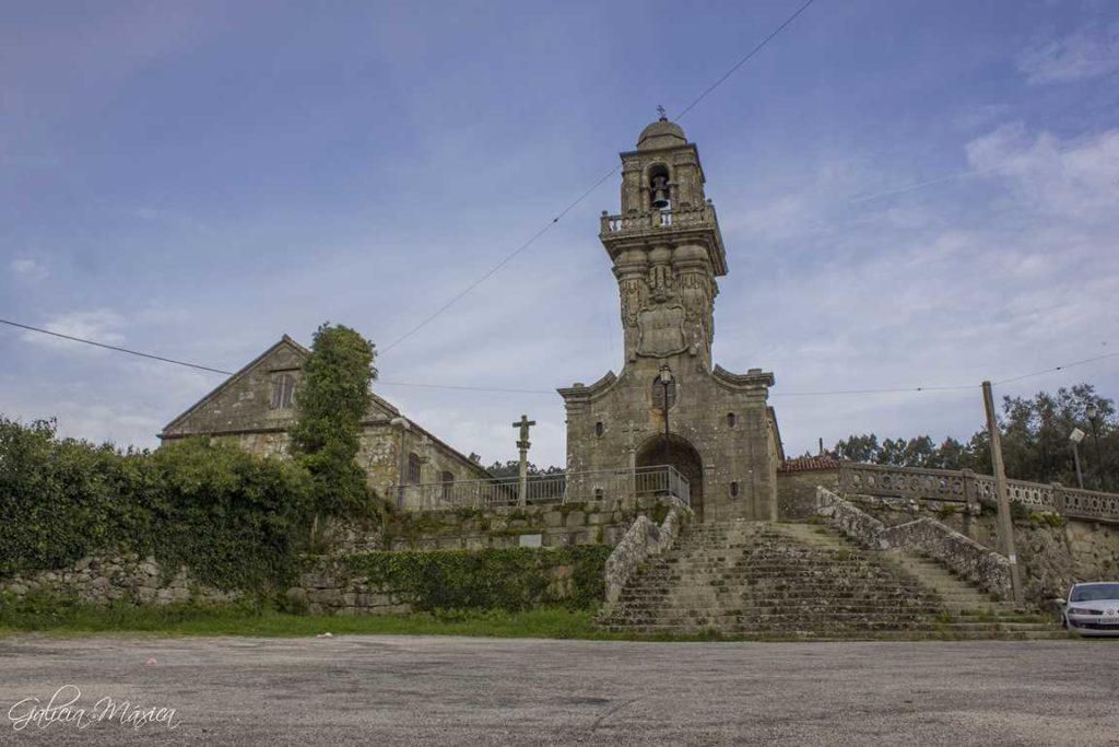 Iglesia de Coiro