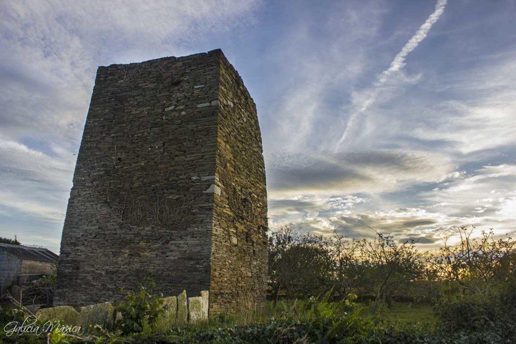 Torre de Taboi ruinas