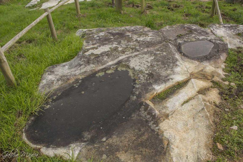Salinas rupestres de A Lagoa