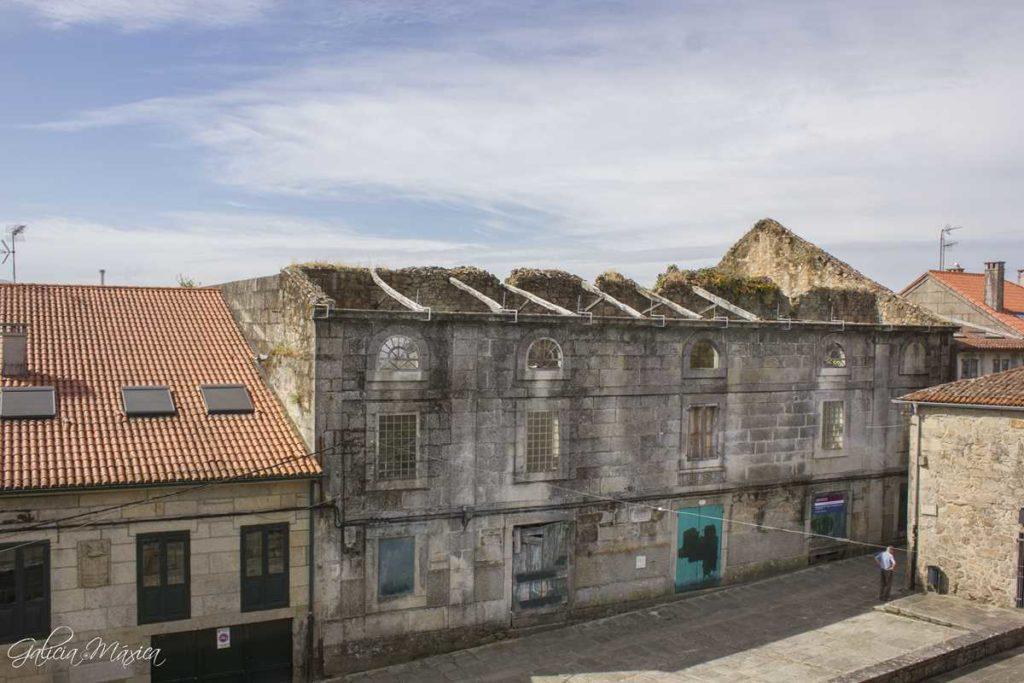 Ruinas del teatro
