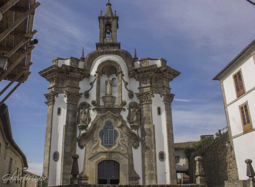Iglesia de San Telmo de Tui