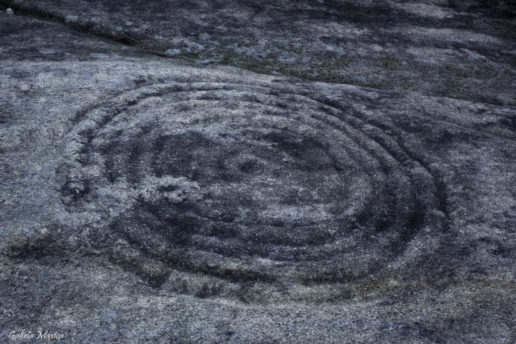 Petroglifo de Pé da Mula
