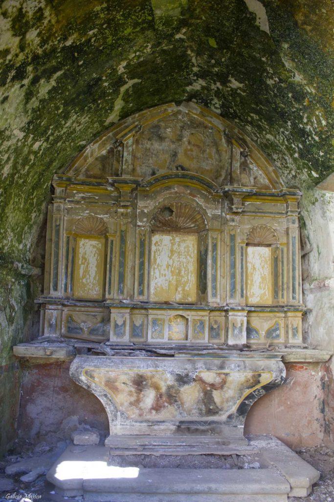 Restablo barroco