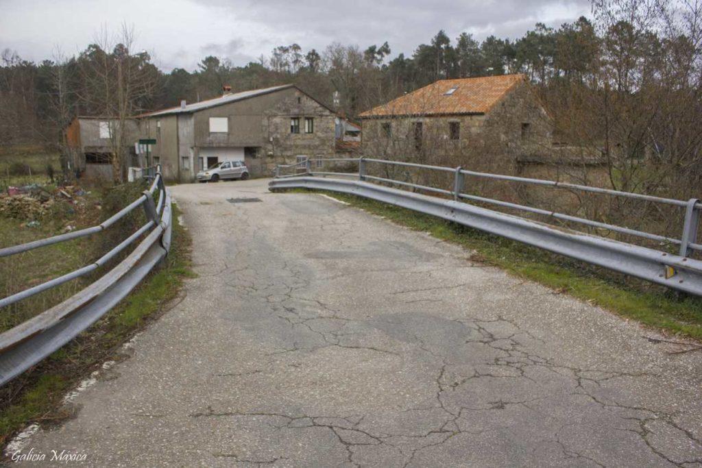 Puente asfaltado