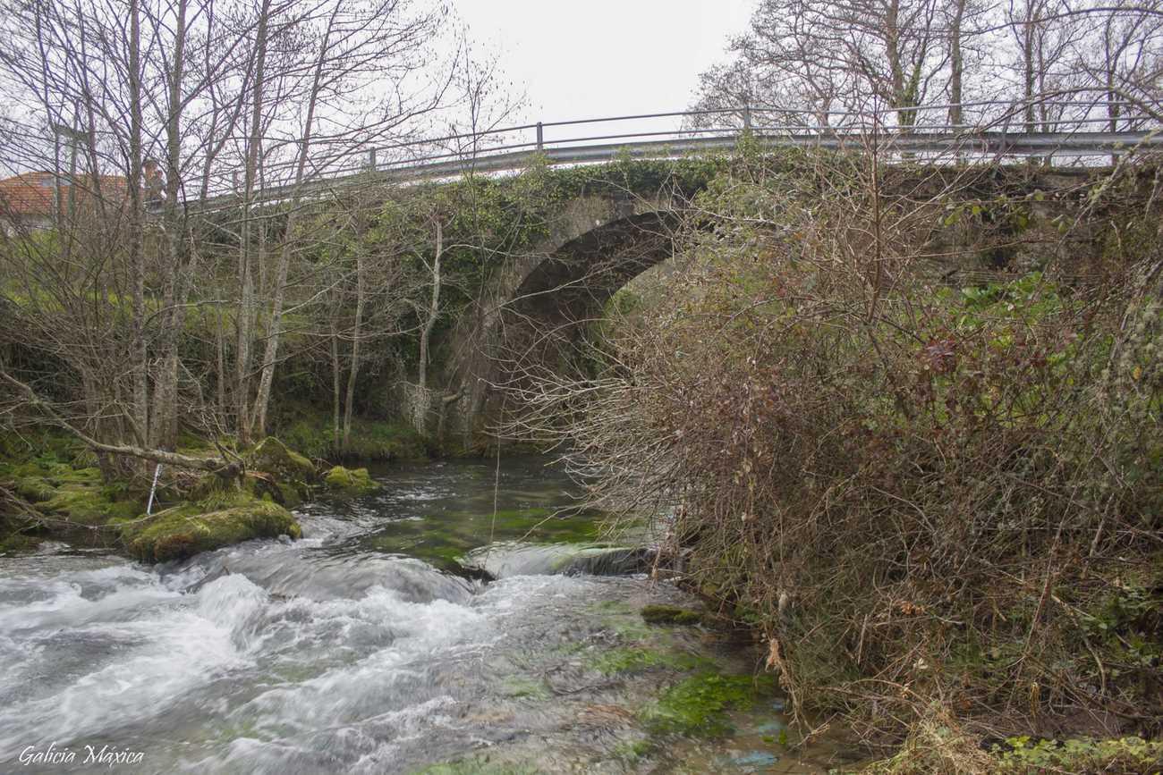 Puente de As Achas