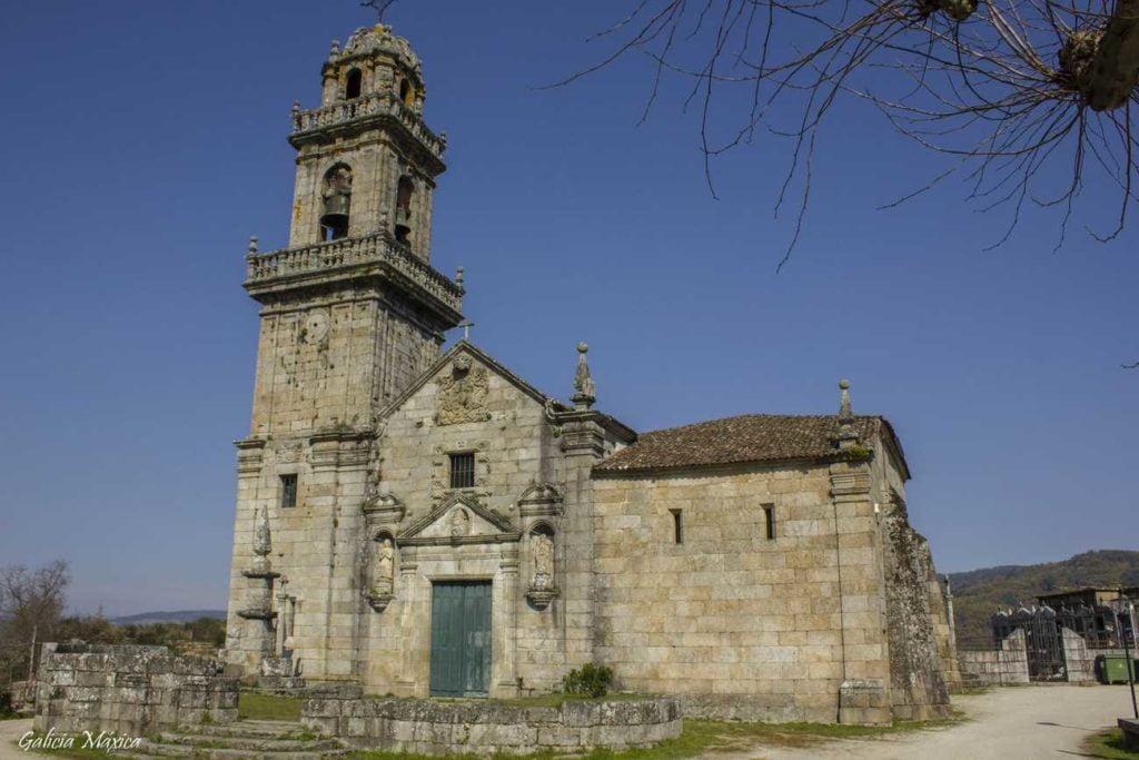 Iglesia de Beade
