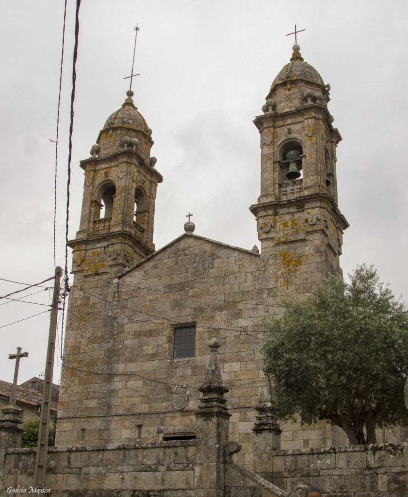 Iglesia de San Benito de Cambados