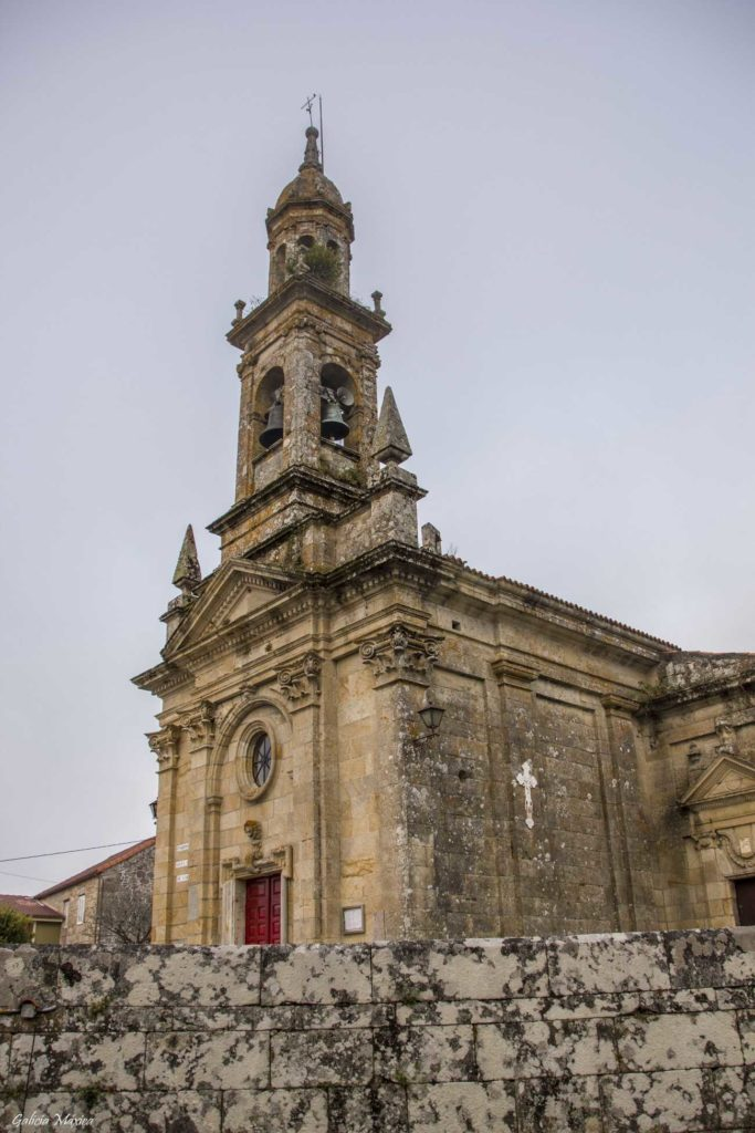 Iglesia de Santa Comba de Carnota