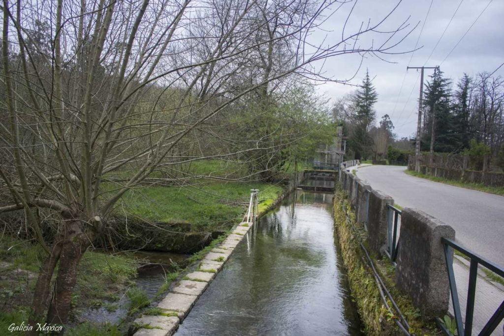 Canal de A Freixa