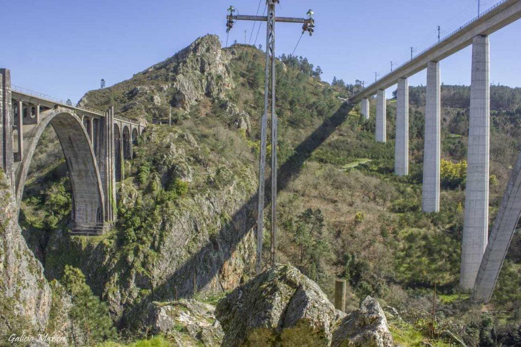 Ponte Gundián y Paso da Cova