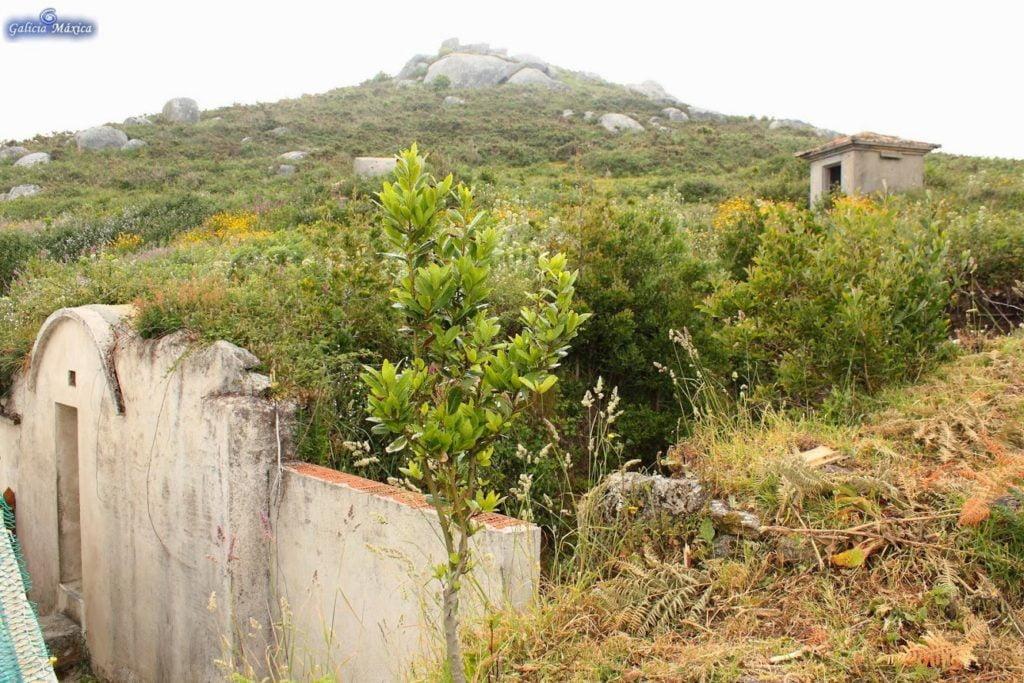 Ruinas militares Cabo Udra
