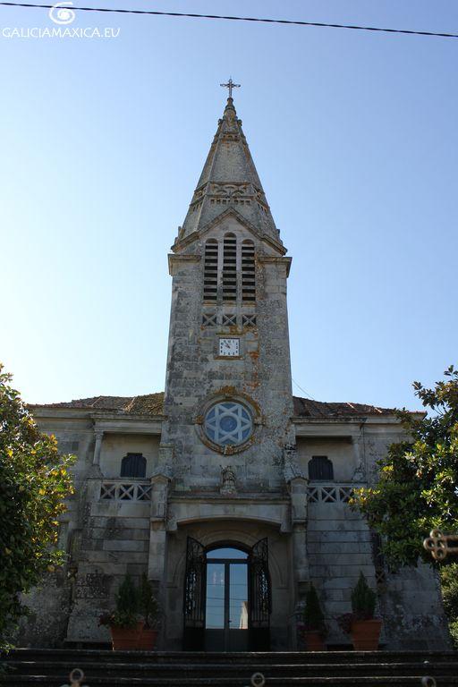 Iglesia de la Ramallosa