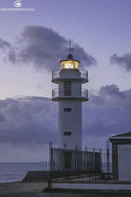 Faro del Cabo Touriñán